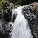 Crystal Cascades  by LookOutBelow