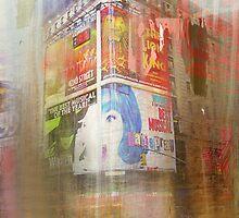 New York Corner by Alma Lee