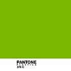 Pantone Plastica 376 C iPhone case by Plastica Tees