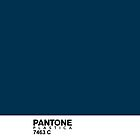 Pantone Plastica 7463 C iPhone case by Plastica Tees