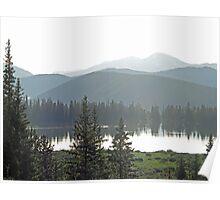 Echo Lake Hills Poster