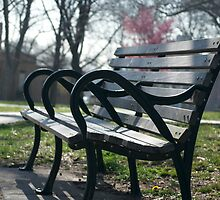 Clark Bench by jayteez