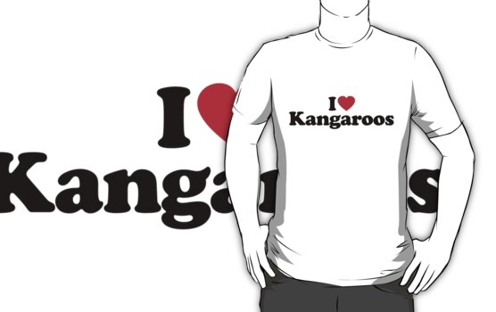 I Love Kangaroos	 by iheart