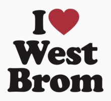 I Love West Brom	 by iheart