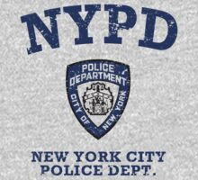 NYPD - distressed by avdesigns