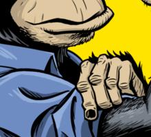 Chimp Power! Sticker