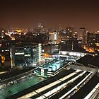 Leeds Railway Station | Leeds@Night by scottsmithphoto