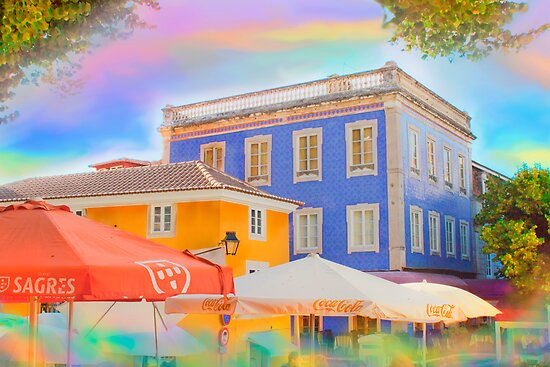 Sintra colorized by terezadelpilar~ art & architecture