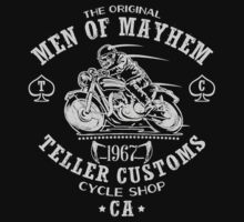 Teller Customs by CoDdesigns