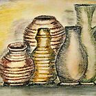 potteries by thuraya o