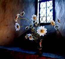 Flowers in the window by Photography  by Mathilde