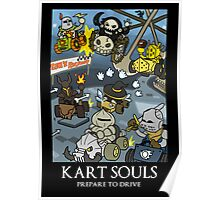 Kart Souls: Prepare to Drive Edition Poster