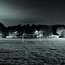 The Football Pitches by Jordan Moffat