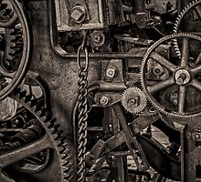 Welcome to the Machine by Erik Brede