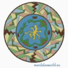 Inuit Mandala n1 by Mandala's World