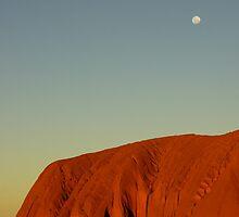 Uluru Dusk by PerkyBeans
