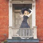 Dance hall queen..... by DaveHrusecky