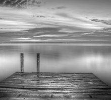 Long walk on a short Pier. by matt1960