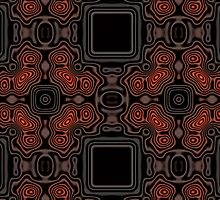 Black Squares II by SusanAdey