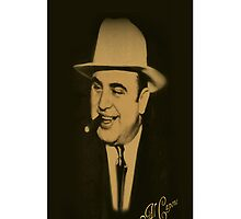☝ ☞ AL CAPONE IPHONE CASE ☝ ☞ by ╰⊰✿ℒᵒᶹᵉ Bonita✿⊱╮ Lalonde✿⊱╮