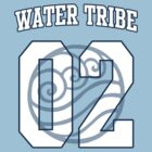 Water Tribe Jersey #02 by iamthevale