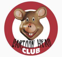 Cartoon Head Club - Ideal by Jim Tee