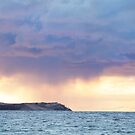 Storm Over Sleeping Bear Point ~ by Renee Blake