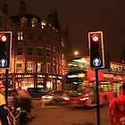 London / Buses, England, UK * by Justin Mitchell