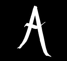 The Letter A by alphabeautiful