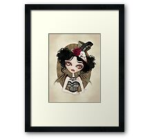 Countess Nocturne Framed Print