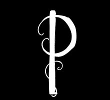 The Letter P by alphabeautiful
