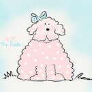 Pink The Poodle by Ellen van Deelen