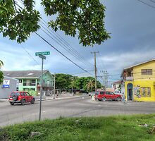 Mount Royal Avenue & Wulff Road in Nassau, The Bahamas by 242Digital