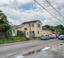 Mount Royal Avenue & Rosetta Street in Nassau, The Bahamas by 242Digital