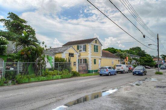 Mount Royal Avenue & Rosetta Street in Nassau, The Bahamas by 242Digital