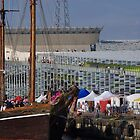 Old Harbour - Kotka Sea Festival by seymourpics