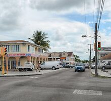Mount Royal Avenue in Nassau, The Bahamas by 242Digital