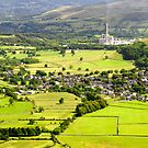 Castleton and the Hope Valley  by Rod Johnson