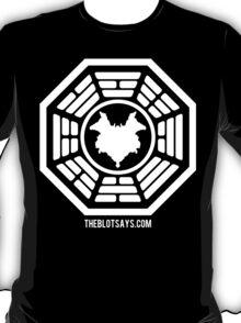 The Blot Initiative (White) T-Shirt