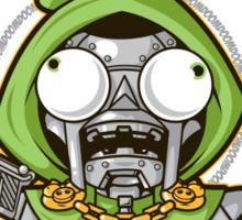 Doomdoomdoom Sticker