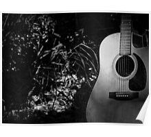 Music Nature: Guitar 1 Poster