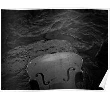 Music Nature: Violin 6 Poster
