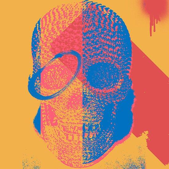 Skull III by PrinceRobbie