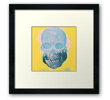 Skull IV Framed Print