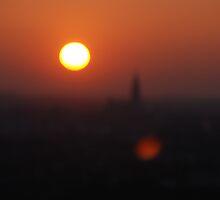 Munich Silhouette by Garrett Santos