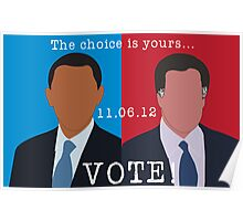 2012 Election Poster