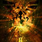 Legend of Zelda Poster by anguishdesigns