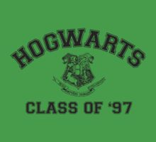 Hogwarts Class of '97 (Light Shirt Colors) by rachaelroyalty