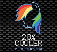 20% Cooler by Jeffery Borchert