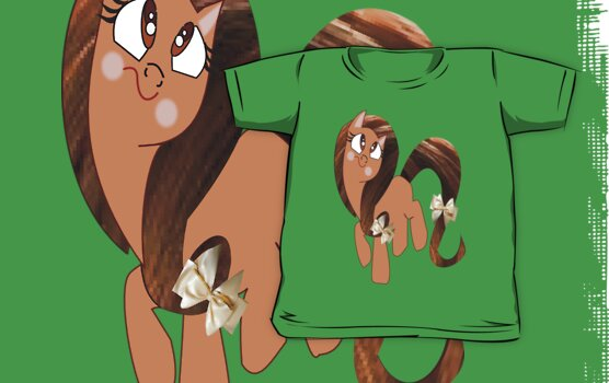 My Pony Tshirt                                                  (4944 Views) by aldona